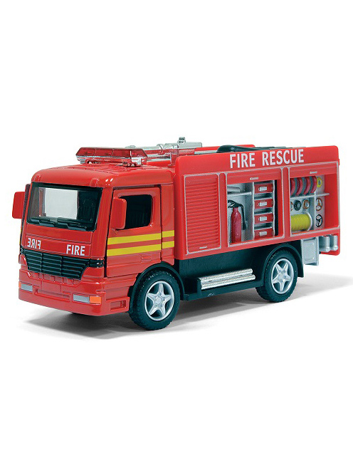 "Мод. маш. KINSMART KS5110D ""Rescue Fire Engine"""